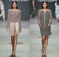 2LOVETONYCOHEN by Tony Cohen 2014 Spring Summer Womens Runway Collection - Amsterdam Fashion Week: Designer Denim Jeans Fashion: Season Collections, Runways, Lookbooks and Linesheets