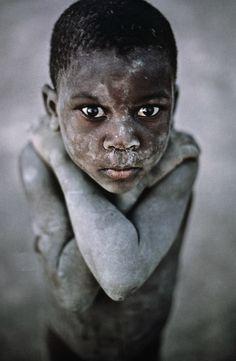 Boy in Timbuktu, Mali by Steve McCurry