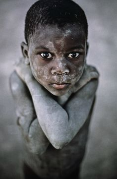 Boy in Timbuctoo, Mali by Steve McCurry