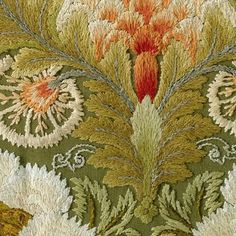 Leek Embroidery Society, 1885 - 1895 - Rijksmuseum. - Beyond words!