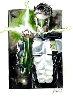 Kyle Rayner by DanielGovar on deviantART