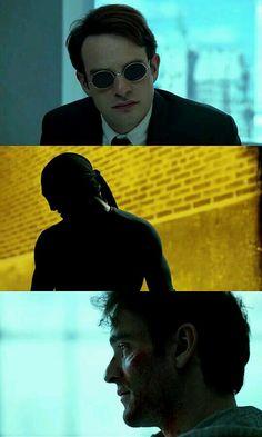 Charlie Cox as Matt Murdock/Daredevil Marvel Dc, Netflix Marvel, Destiel, Johnlock, Daredevil Matt Murdock, Daredevil Punisher, Luke Cage, Masked Man, Marvel Series