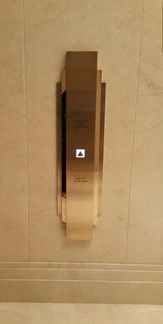 Lift lobby @ St. Regis Chengdu