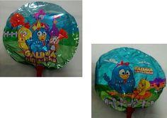 Balão Galinha Pintadinha (20cm-Cto mesa)