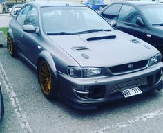 Widebody Subaru Impreza