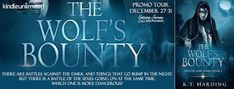 Wonderful World of Books: Promo Tour 🐺The Wolf's Bounty🐺 by K.T. Harding!