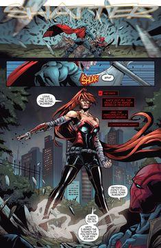 Red Hood and the Outlaws 5 Page 9 Batgirl, Nightwing, Dc Comics Superheroes, Batman Comics, Batman 2, Batman Stuff, Artemis, Marvel Funny, Marvel Dc