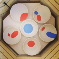 Kiln loading weekend and start of fun ceramic decal collaboration. #ceramic #ceramics #paintingwithunderglazes #ceramicart #cremerging #lookrookie #teenpotters #amateurceramicist
