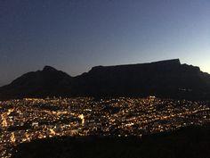 Cape Town and Table Mountain Boulder Beach, Table Mountain, Cape Town, Bouldering, South Africa, Paris Skyline, Travel, Viajes, Destinations