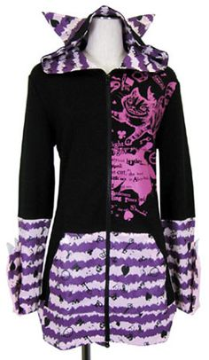 Shop Gothic Lolita PUTUMAYO | Parker | Parker Cheshire Cat