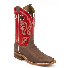 "Justin Men's 11"" Western Boots"