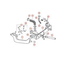 27 best vw repair diagrams images cars beetle bug motorcycles 71 Beetle Wiring Diagram muffler replacement