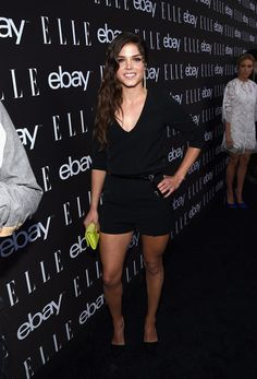 Marie Avgeropoulos Photos - 6th Annual ELLE Women In Music Celebration Presented By eBay - Zimbio