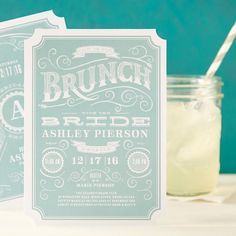 Brides-to-be love to brunch.