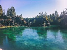 The Unreal Abandoned Quarry Swimming Hole on Texada Island BC