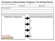 Persuasive Writing: The Debate Championship - BlairTurner.com