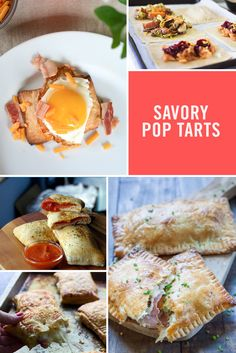 8 Savory Pop Tarts to Eat All Day Long