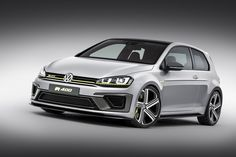 Volkswagen Golf R 400 Might Be Launched Soon The Volkswagen Golf R 400 concept was introduced two years ago and it might enter series production sooner than everybody thinks. The concept was presented at the 2014 Beijing Motor Show, including an aggressive kit and a four cylinder, 2 liter supercharged engine, which delivered 400 hp and 332...