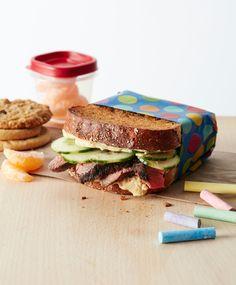 Back to School Recipe: Steak Sandwich
