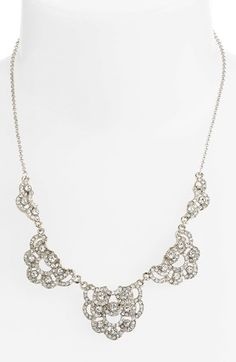 Nina 'Trifle' Bib Necklace available at #Nordstrom