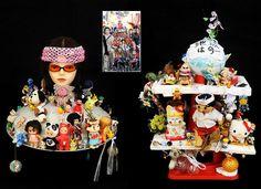 L'empire du soleil dément - Arts et scènes - Télérama.fr Halle Saint Pierre, Miyama, Empire, Art Brut, Arts, Les Oeuvres, Japanese, Inspiration, Contemporary Art