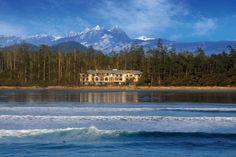 Long Beach Lodge Resort, Tofino, British Columbia Can't wait!