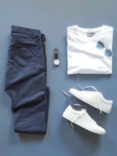 menswear which look fab. Mode Outfits, Casual Outfits, Men Casual, Casual Styles, Fall Outfits, Winter Fashion, Men's Fashion, Fashion Outfits, Fashion Trends