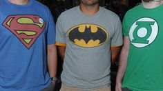 DC Comics character to come out of closet! If I had to guess, I'd say it's probably Aquaman...