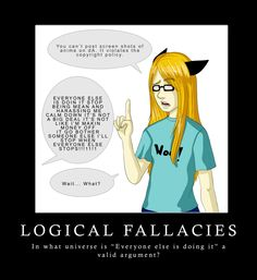 The Fallacies of Political Arguments