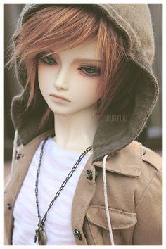 动漫 日本 玩具 SD娃娃 人形偶 花样美男 帅哥