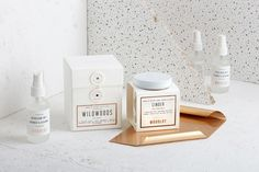 Woodlot Candle on Packaging of the World - Creative Package Design Gallery