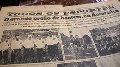 O Corinthians X Chelsea de 1929 e o de 2012