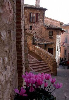 Assisi, Umbrië, www.tendi.nl/italie