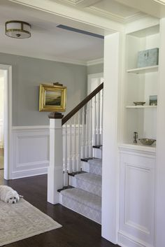stairway | Dalia Canora Design