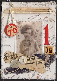 ATC Artists Trading Cards
