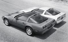 C4 Chevrolet Corvette Front Photo 1