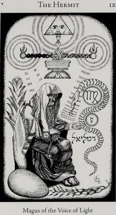 HE- VIIII - The Hermit