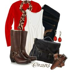 Untitled #1013, created by cw21013 on Polyvore
