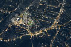Transborder Studio transformará fábrica de Oslo en nuevo barrio…