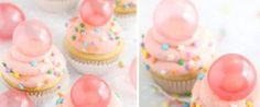 Cover Image - DIY Gelatin Bubble Cake Toppers!