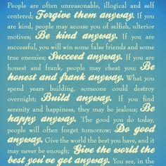 Mother Teresa quote http://www.ldsprintables.com/