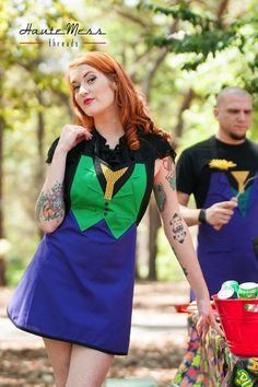 Geeky Villain Aprons | The Mary Sue