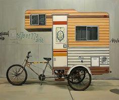 OptiCan Flasher Tuning World: Bike Caravan
