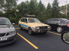 Stumbled upon this battle wagon. I now have a new goal to obtain one. - Imgur