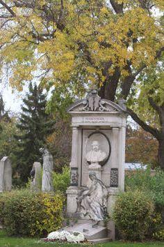 Zentralfriedhof, Foto: Franz Gruber