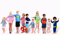 #ShadeCritters, a unique collection of UPF50+ sun protection for infants, toddlers, and kids! #getintheshade #onecoast #wholesale #sunprotection
