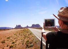 Filming location: Monument Valley