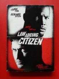 Law Abiding Citizen DVD free shipping