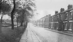 ((Tray - Recreation ParK*))  PH/17/3/91 Black and white photograph showing the park in Recreation Street, St.Helens c.1960s. . . . .PH - Photographic collections 17 - Photographic collections that were created by individual depositors 3 - Black and white photographs showing various streets in St.Helens Saint Helens, Family Album, 1960s, Photographs, Childhood, Tray, England, Collections, Memories
