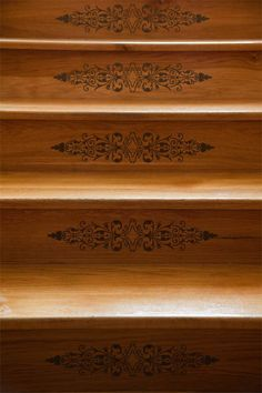 Furniture Stencils | Filagree Panel Stencil | Royal Design Studio For my basement stairs?